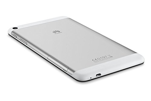 Huawei MediaPad T1 7.0 Quad Core 7'' Android (KitKat) +EMUI Tablet 8GB, Silver/Black (US Warranty) by Huawei (Image #2)