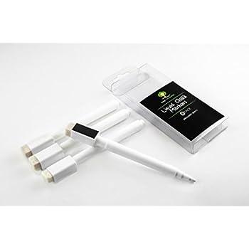 Amazon.com : White Liquid Chalk Dry Erase Marker Pens - 4