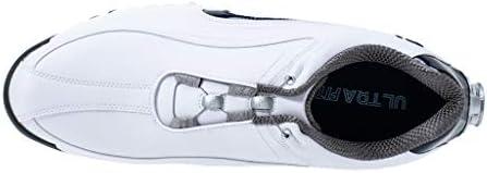 ゴルフシューズ FJ ULTRA FIT XW Boa メンズ ホワイト/ネイビー(19) 25.5 cm 4E 54185J
