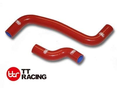 SILICONE RADIATOR PIPE HOSE KIT FOR TOYOTA COROLLA LEVIN AE101 93-97 7AFE 4AFE:
