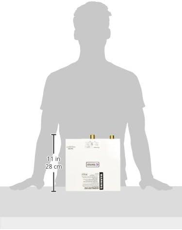 Eemax EX144TC ML 5 x 11 x 11 White
