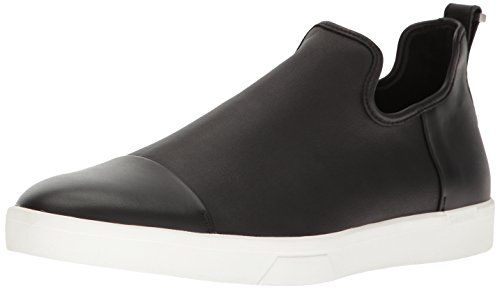 Calvin Klein Men's innes Nappa Oxford, Black, 10.5 M US by Calvin Klein