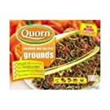 Quorn Foods Meat Free Beef Grounds, 12 Ounce - 12 per case.