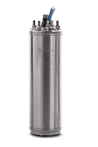 Franklin Submersible Motor 3HP 230Volt 3-Wire