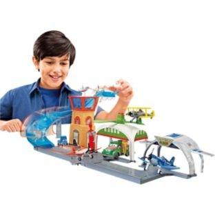 Disney Planes Propwash Junction Playset.