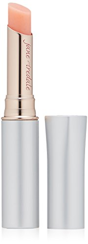 jane iredale Just Kissed Lip and Cheek Stain, Forever Pink, 0.10 - Mineral Lipstick Makeup
