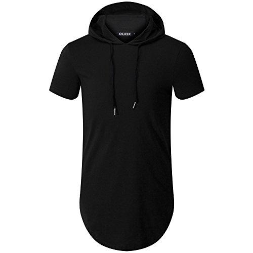 OLRIK Hipster Hoodie Zipper Tshirt product image