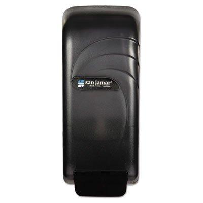 Soap System Ml 800 Liquid (San Jamar Dispenser,Ocean Soap,Bk S890TBK - 1 Each)