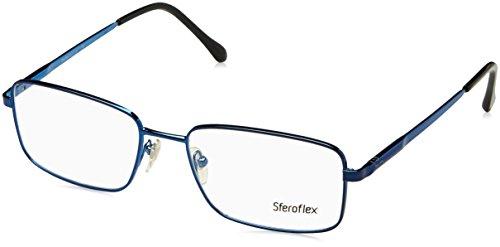 Sferoflex SF2271 Eyeglass Frames 277-53 - Dark Blue
