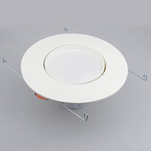 Thinklux 5 6 Quot Led Rotatable Gimbal Downlight Energy Star