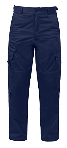 Navy Pants Emt - Rothco Emt Pant, Navy Blue, Small