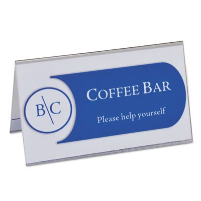 (Tent Card Holders, 2\ x 3 1/2\