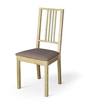 Coussin De Chaise Ikea.Dekoria Housse De Coussin Assise De Chaise Ikea Borje Gris