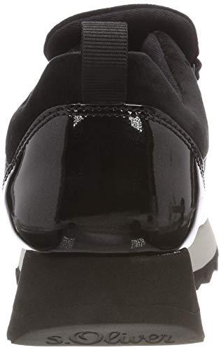 Zapatillas 21 5 black Para 23612 98 5 oliver Negro S Comb 098 Mujer 5fYwqpInx