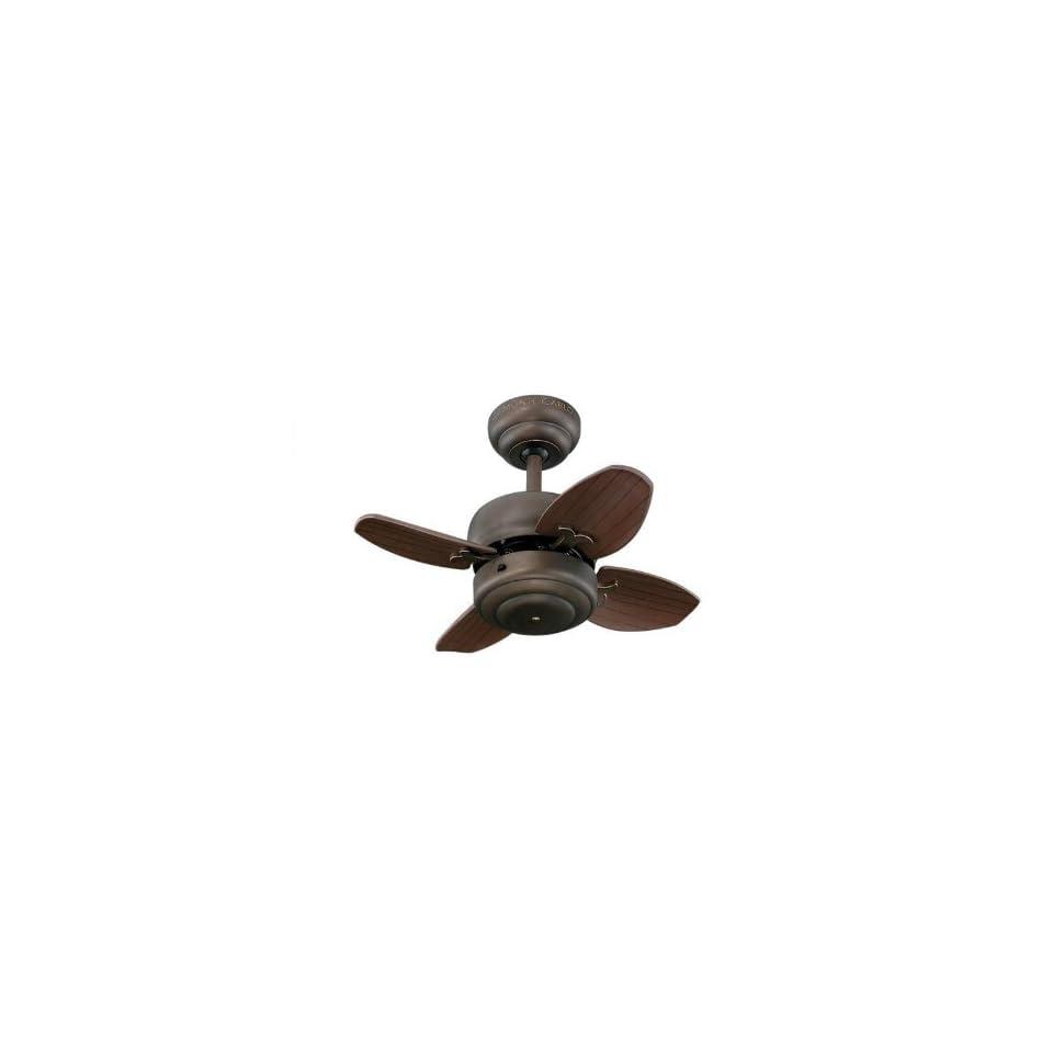 Monte Carlo Fans 4MC20RB Bronze Ceiling Fan Roman Bronze