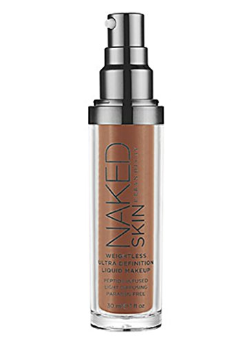 UD Naked Skin Weightless Ultra Definition Liquid Makeup Foundation - Shade 8.0