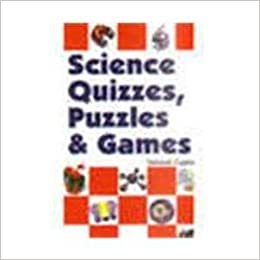 Buy Science Quizzes Puzzles Games Brainteasers Book Online At Low Prices In India