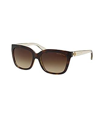 Amazon.com: Michael Kors MK6016 305413 Gafas de sol Tortuga ...
