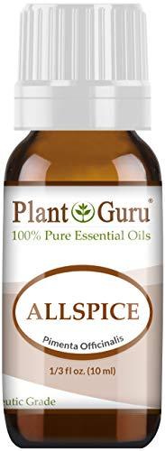 Allspice Essential Oil 10 ml 100% Pure Undiluted Therapeutic Grade.