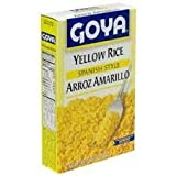 Goya Rice Mix Yellow 8 Oz