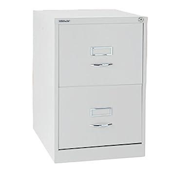 Bisley - Classic bs2 C archivador 2 cajones H 711 mm 162-, color Light Grey AV7: Amazon.es: Oficina y papelería