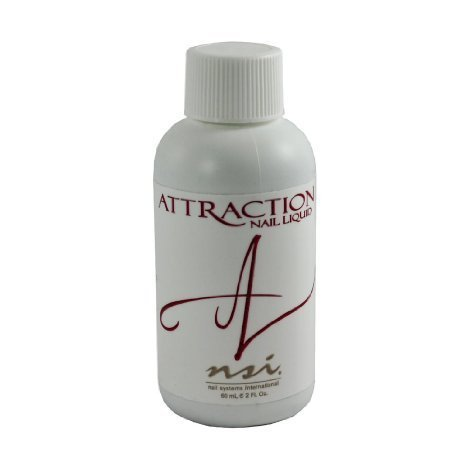 NSI Attraction Nail Liquid - 4oz / 118.3ml
