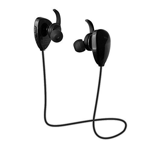 warn wiszen wireless bluetooth headphone noise canceling earbuds headphone sport wireless. Black Bedroom Furniture Sets. Home Design Ideas