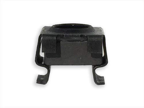 rackgold negro 10//–/32/tuercas y tornillos w//arandelas Cartucho color/ /hechas en Estados Unidos