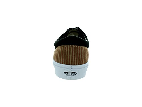 black Zapatillas Unisex Era stripe Classic Adulto 2 Canvas Vans 7qRAw8U