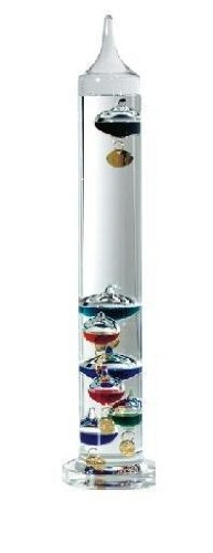 Global Village Galileo Thermometer 15 Inch