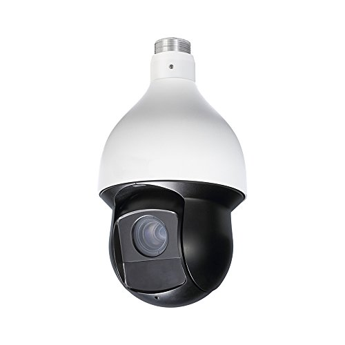 HDView (DH Series) CCTV PTZ Camera,2MP 25x Ultra-high Speed HDCVI PTZ, 4.8mm~120mm Varifocal Lens,Starlight Color Image Day and Night,IR Night Vision 492ft,IP66,Outdoor for Home (Night Vari Focal Color)