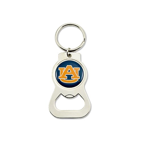 aminco NCAA Auburn Tigers Bottle Opener Key Ring (Auburn Bottle Tigers)