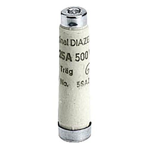 x10 St/ück DIAZED-Sicherung 6A 500V SIEMENS