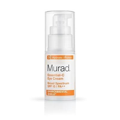 Murad Environmental Shield Essential-C Eye Cream SPF 15, Step 3 Hydrate/Protect, 0.5 fl oz (15 ml)