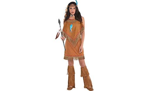 - Adult Native Princess Costume - Small (2-4)