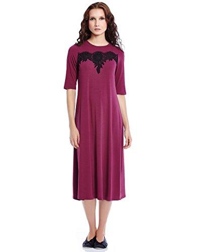 Length Nightgown Modest Sleepwear Cinderella