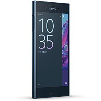Sony Xperia XZ - Unlocked Smartphone - 32GB - Forest Blue (US Warranty)