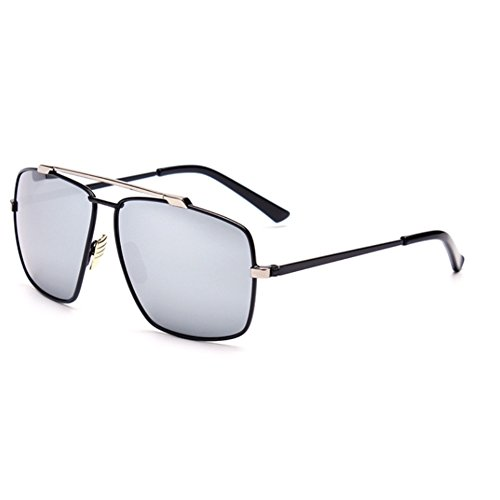 EYSHADE BSG800048C1 Explosion Models PC Lens Metal Men's Sunglasses,Metal Frames - Spectacles Mykita