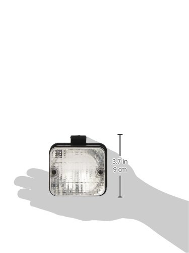 Ring Automotive RL015 R/ückfahrscheinwerfer beidseitig befestigt
