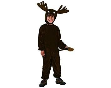Atosa - Disfraz de reno infantil, talla 7 (9 años) (8422259984504 ...