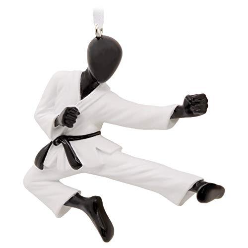 (Hallmark Martial Arts Ornament Sports &)