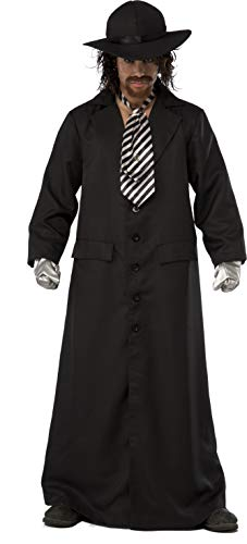 Rubie's Costume Co Men's WWE Undertaker Grand Heritage Costume, Multi, X-Large