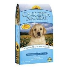California Naturals Chicken Meal & Rice Puppy Food - 26 lb bag