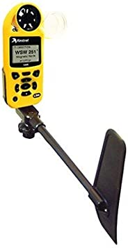 Kestrel Portable Rotating Vane Mount and Carry Case, Kestrel 5 Series
