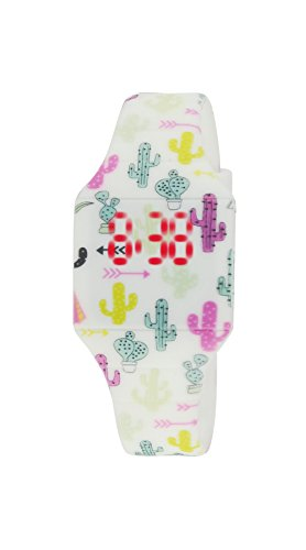 jelly band digital watch - 4