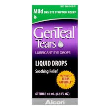 Alcon Genteal Mild/Moderate Eye Drops, 0.84 Ounce