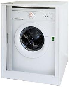 Garofalo Washing Machine Cabinet 395 Amazon Co Uk Kitchen Home
