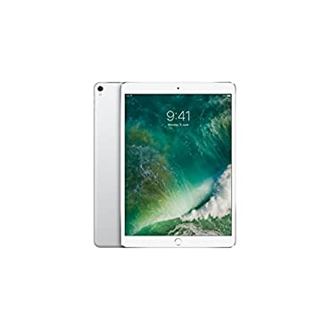 Apple iPad Pro 10.5 64GB, Wi-Fi, Silver, 2017 Model (MQDW2LL/A)