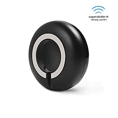 Wifi intelligent infrared control hub, smart air conditioner Home universal controller compatible with Alexa, smart life APP voice control device anytime, anywhere, compatible with Alexa and Google Ap