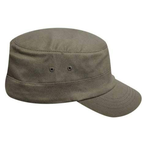 Kangol Unisex Cotton Twill Army Cap Army Green 2XL (7 3/4-7 7/8)